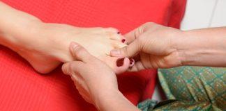 starostlivost o nohy