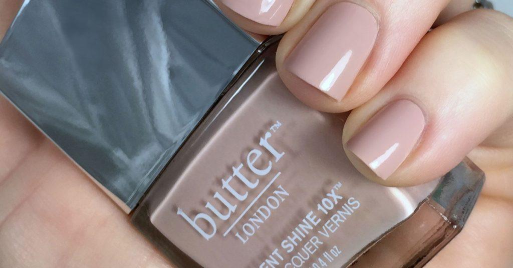 butter-1024x536 TOP 5 značiek lakov pre dokonalé nechty!