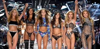 modelky victorias secret