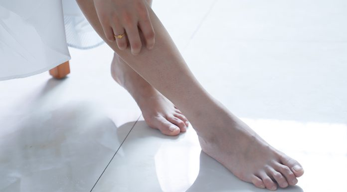 chodidla a najcastejsie ochorenia