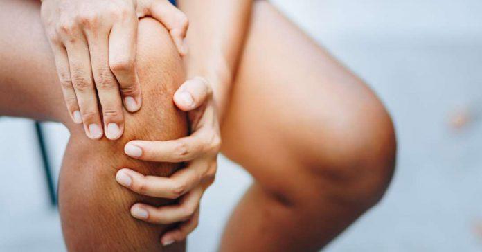 muz a koleno bolest kolena