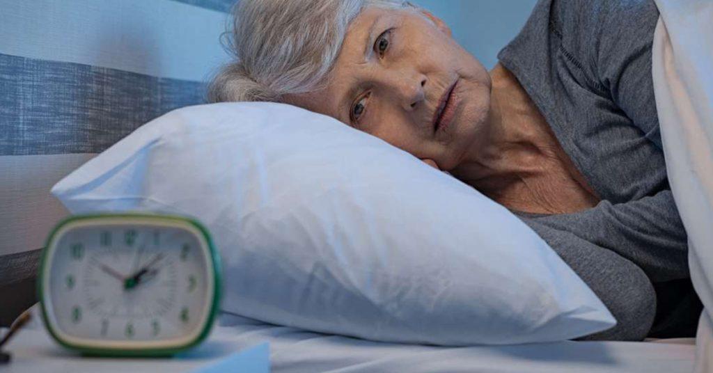 nespavost-1024x536 Aké zdravotné problémy dokáže odstrániť chôdza?