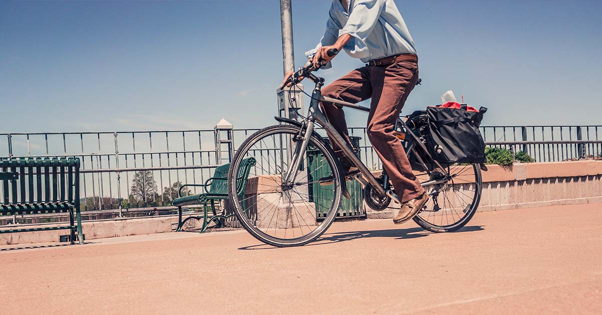 bicykel-1 TOP 4 cvičenia lekárov pre vaše kŕčové žily