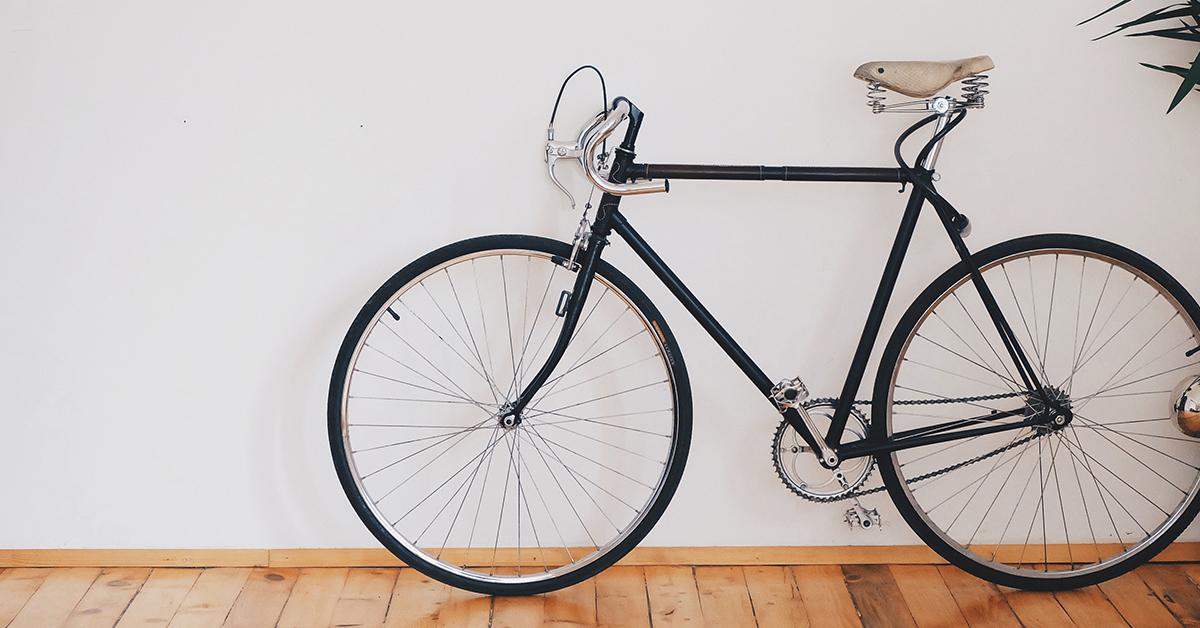 bicykel Dá sa cvičením predísť kŕčovým žilám?