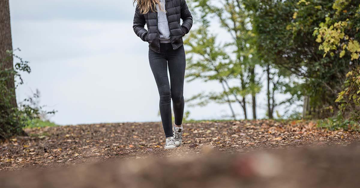 walking TOP 4 cvičenia lekárov pre vaše kŕčové žily