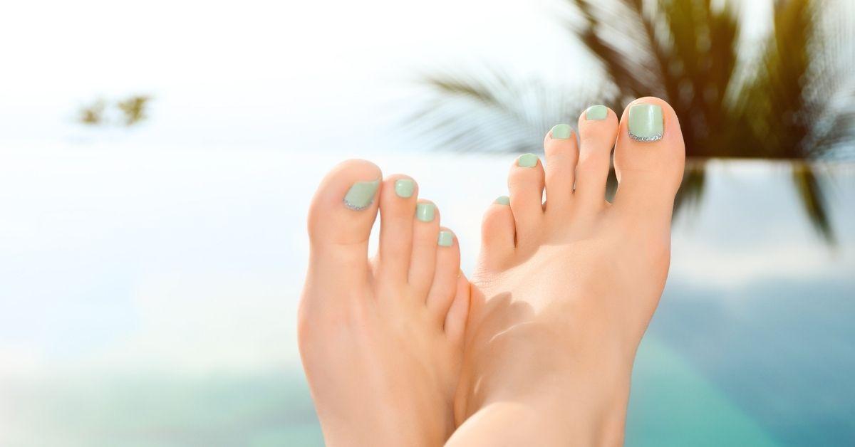 4 Starostlivosť o nohy na jeseň
